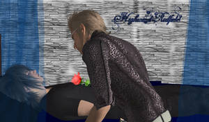 Noctis x Ignis by Highwind-Redfield