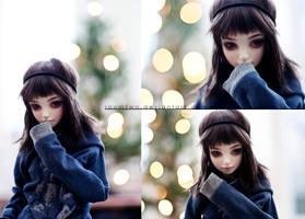 A Very Molly Christmas by KarenBJD