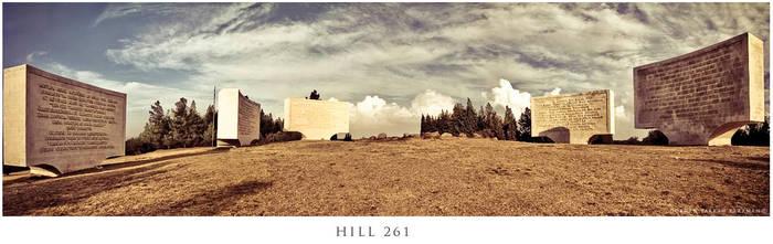 Hill 261 by gokhanproject