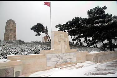 Battle of Chunuk Bair by gokhanproject