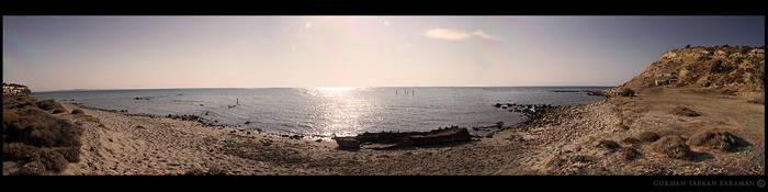 W Beach (Lancashire Landing) by gokhanproject