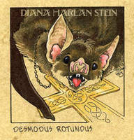Desmodus Rotundus by dhstein
