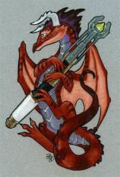 Dr Dragon by dhstein