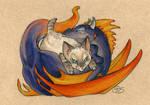 Cuddle Up by dhstein