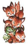 Kittie stack by dhstein