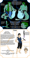 The Switch: Hydrolus and Cass by Mariannefosho