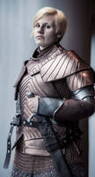 Brienne of Tarth Cosplay by VivaAvacado
