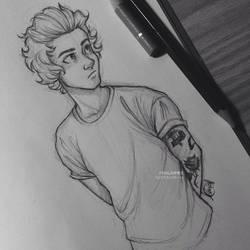 Harry by itslopez