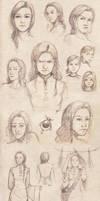 Sketchbook 4 by Pretty-Angel