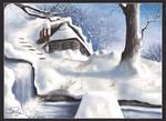 Snowy Winter by Pretty-Angel