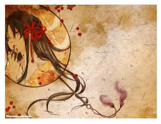 +Original+ DeathFlower set 4 by Fengjing