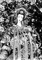 Sakua no ichi by Fengjing