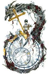 Wheel of destiny by Fengjing