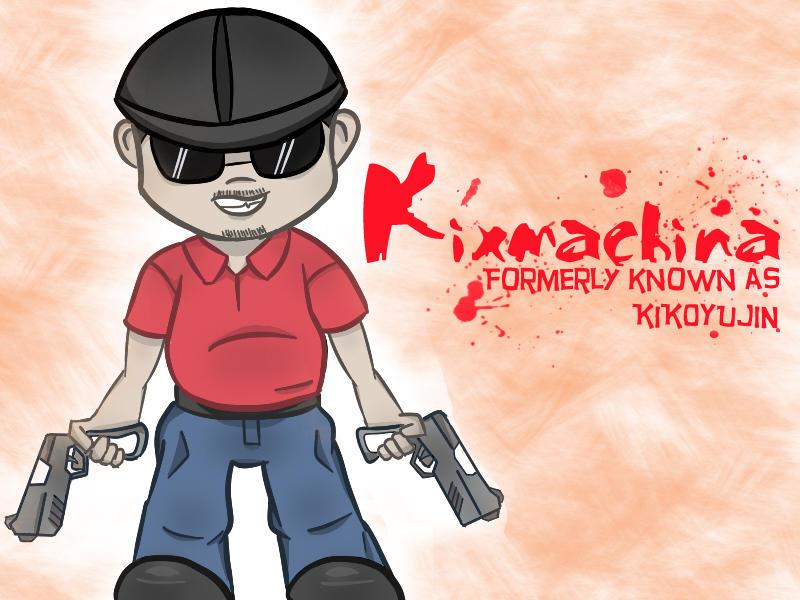 kixmachina's Profile Picture