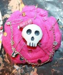Pink n Skull by Legolasgurl1785