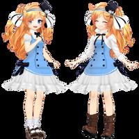 [MotM] Lolita Style Alice by PriChama