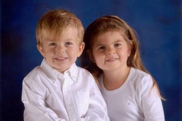 Mia and Micheal by luminariasellaiia