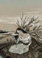 Piece of swamp by Valentina-Mustajarvi
