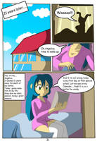 Angelica and the samurai School: Page 3 by Kyo-Saeba