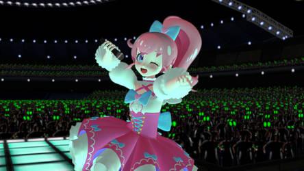 Mirai Momoyama singing For You by Kyo-Saeba