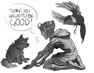 You have to be Good. by heartbroken-girl