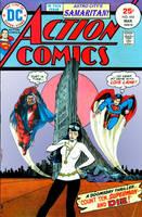 Superman meets Samaritan! by Gwhitmore
