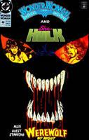 Wonder Woman meets She-Hulk! by Gwhitmore