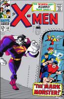 X-Men vs. Bizarro! by Gwhitmore
