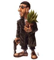 Leon - The Professional Comission by nahuel-amaya