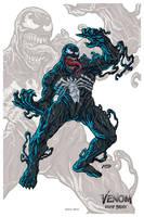 Venom / Eddie Brock by nahuel-amaya