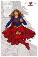 Supergirl // Kara Zor-el by nahuel-amaya