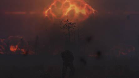 Fallout 76 Nuke Time by FatherGabriel