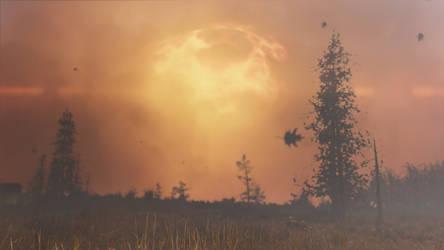 Fallout 76 Nuke Time v2 by FatherGabriel