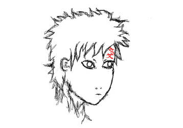 Gaara-sama again. by tomozirika