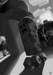 MineCraft02 by RajStudioGraphics