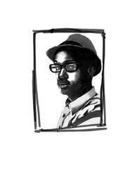 Self Portrait by RajStudioGraphics