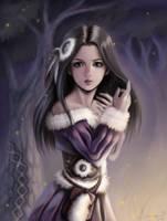 Medicine Girl by Ylsachan