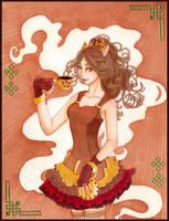 Chocolate by Miriel3