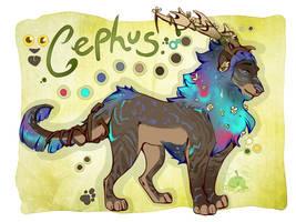 .: Cephus :. by rainboestarz