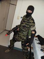 Metal Gear Solid Msf Soldier 1 By Streaked Silver On Deviantart