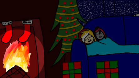 Waiting for Christmas Morning by Jmaster99