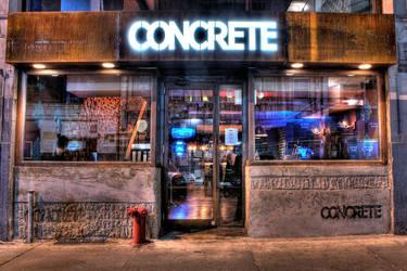 Concrete BAR by sp1te