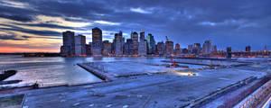 Lower Manhattan Take 3 by sp1te