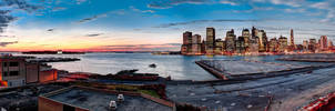 Lower Manhattan HDR 06 by sp1te
