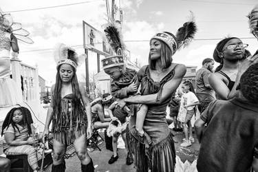 KEEP-N-IT REAL - second line - NOLA - March 2016 by sp1te