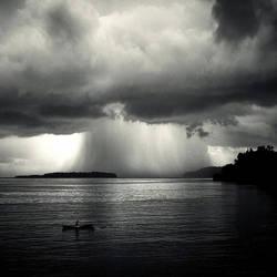Water Fall by Hengki24