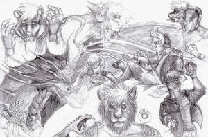 Kejital tf sketch collage by Ageaus