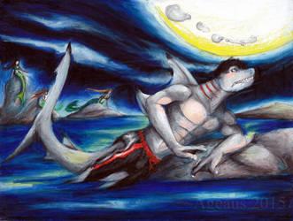 Siren's Moon by Ageaus