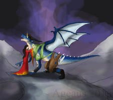 Stormsong by Ageaus