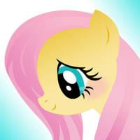 Fluttershy cute - MLP by Piline0509